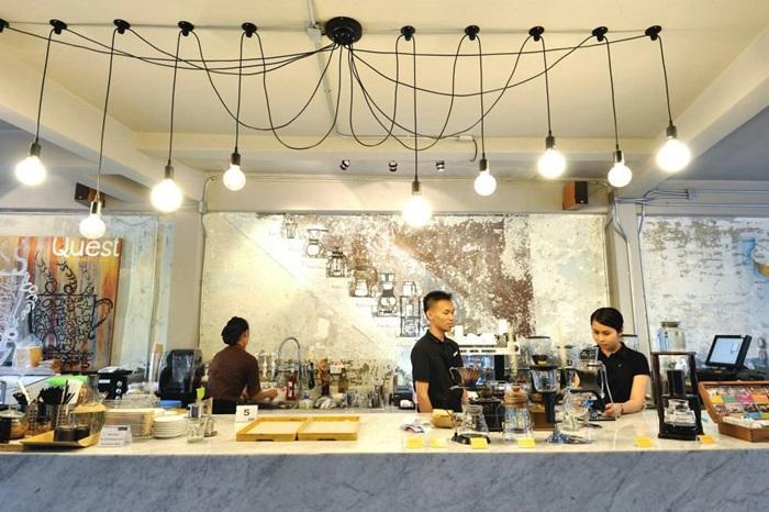 Quest Connaisseur Cafe