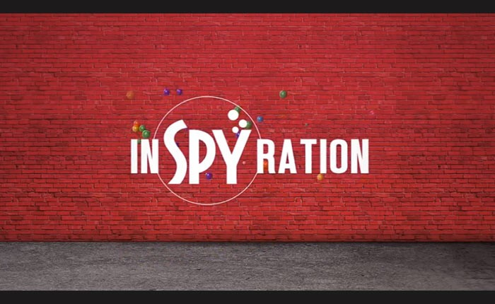 หาแรงบันดาลใจ-เร่งชีวิตให้มากสีสันกับแคมเปญ 'inSPYration ใช้ชีวิต…ให้เต็มสีสัน'