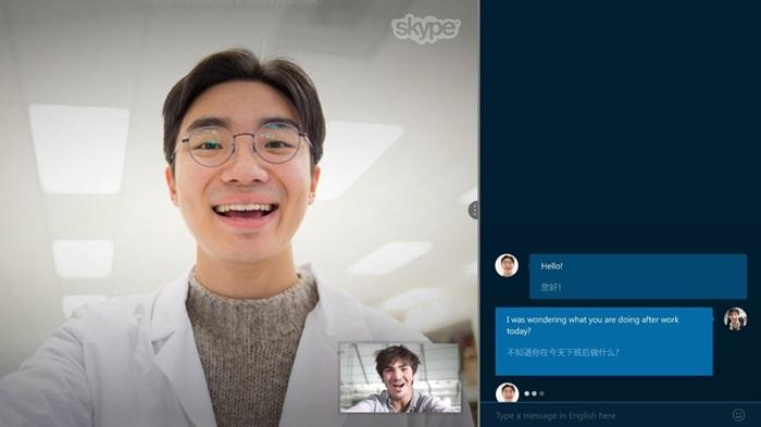 Skype Translator เผยวีดีโอสาธิตการใช้งาน-เพิ่มภาษาใหม่จีนและอิตาเลียน
