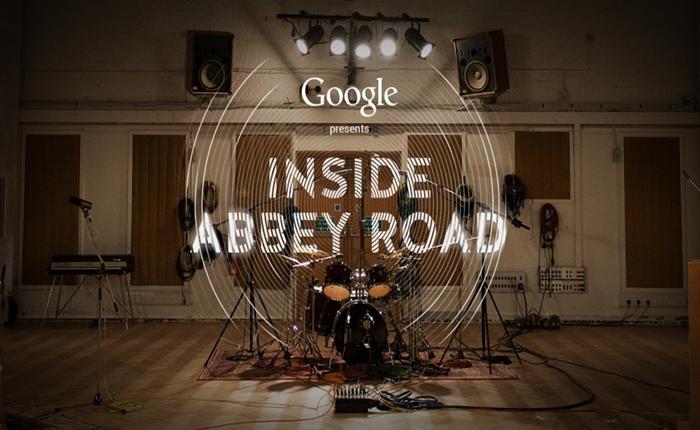 "Google ทำเว็บ interactive ใหม่ ฉลองให้กับแลนด์มาร์คในตำนาน ""Abbey Road Studios"""