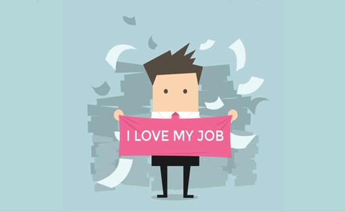 """4 กลยุทธ์การหา """"ความสุข"""" ในที่ทำงาน"""