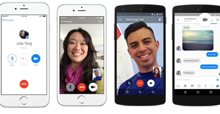 Facebook ออกระบบ video calling สำหรับแอพฯ Messenger แล้ว