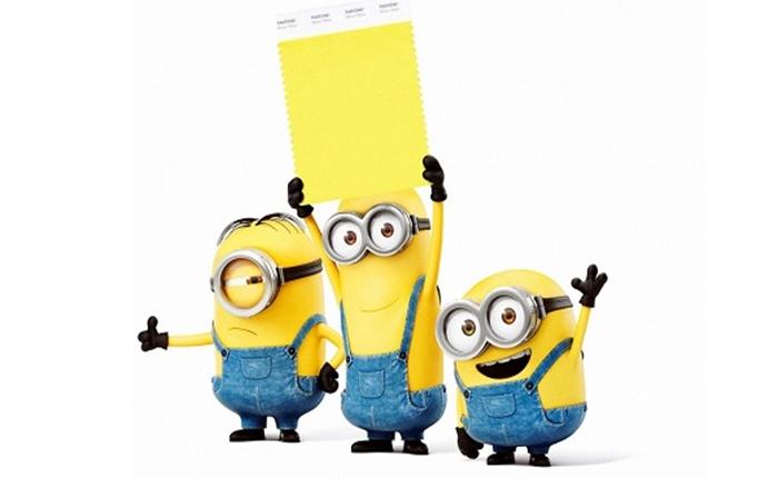 """PANTONE ออกสีใหม่ครั้งแรกในรอบ 3 ปี ให้ชื่อสีตามการ์ตูนดัง """"เหลือง Minion"""""""