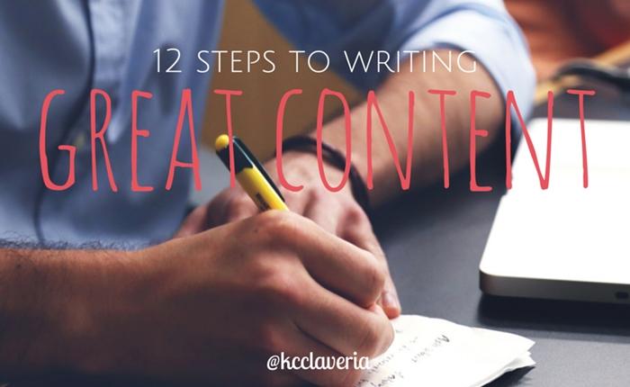 12 วิธีง่ายๆ ในการเขียน Content Marketing จากผู้เชี่ยวชาญ