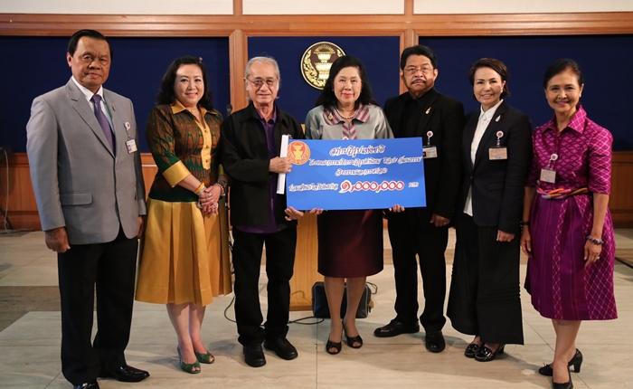 [PR] สปช. มอบน้ำใจช่วยผู้ประสบภัยที่เนปาล
