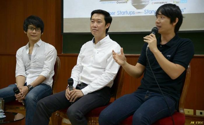 เรียนรู้หนทางสู่การเป็น Startup ที่ประสบความสำเร็จ จาก 3 ผู้บริหารบนโลกไซเบอร์