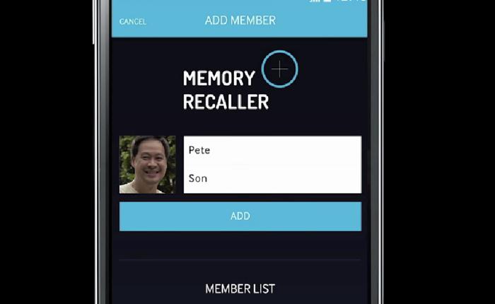 เอเจนซี่ไทยเจ๋ง ร่วมกับซัมซุงใช้มือถือช่วยผู้ป่วยความทรงจำเลือนลางด้วยฟีเจอร์ Face recognition