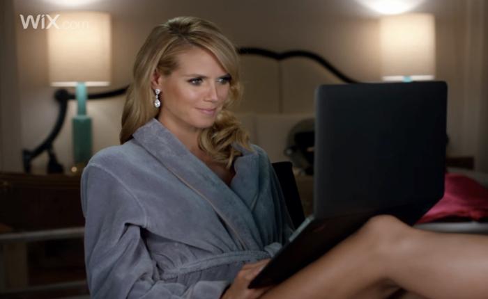 Wix.com เว็บสร้างเว็บ การันตีใช้ง่ายขนาดดาราฮอลลีวู้ที่ยุ่งๆ อย่าง Heidi Klum ยังสร้างเองเป็น!