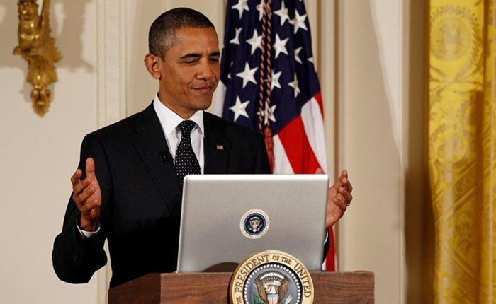 Barack Obama ทำสถิติใหม่ลงกินเนสบุ๊ค หลังมียอดฟอลโล 1 ล้านคน ในเวลาไม่ถึง 5 ชม.