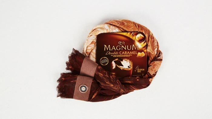 MAGNUM Belgian Chocolate Wrap