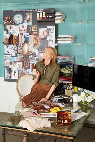 Lubov Azria chief creative officer