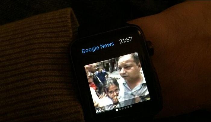 Google ส่งแอพฯ News & Weather ลงบน Apple Watch เป็นครั้งแรก