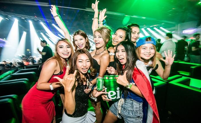 Heineken® พาคุณร่วมสัมผัสและเปิดประสบการณ์ดนตรีระดับโลก แบบเอ็กซ์คลูซีฟที่สุดที่ใครก็ซื้อไม่ได้ !