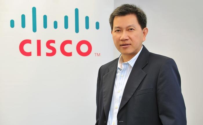 Pic คุณวัตสัน Cisco-higlight