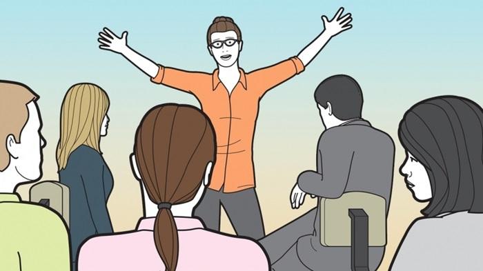 [how to] 5 วิธีพัฒนาภาษากายให้ประทับใจคู่สนทนา