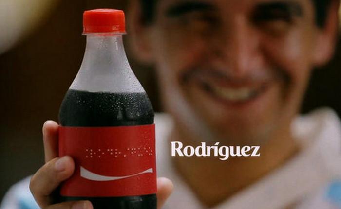 Share a Coke ออกแคมเปญใหม่เป็นอักษรเบลล์