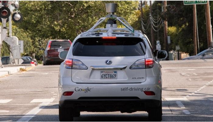 Google เผยผลทดสอบการขับขี่รถยนต์ในสหรัฐ-เกิดอุบัติเหตุเล็กน้อย 11 ครั้งจากความประมาทของคนขับ