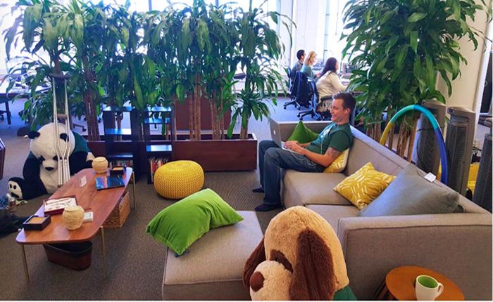 มาฟังแนวคิดการสร้างออฟฟิศที่มีความสุข จาก Startup ผู้ชนะรางวัล Best Place To Work 2015
