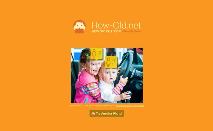 How-Old.net โปรเจคใหม่ของ Microsoft เดาว่าคุณอายุเท่าไรจากรูปภาพ