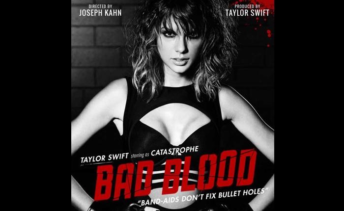 Taylor Swift กับการโปรโมท MV ใหม่ โดยใช้ Hashtag และ Emoji