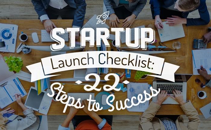[Infographic] Check List 22 ขั้นตอนสู่ความสำเร็จ