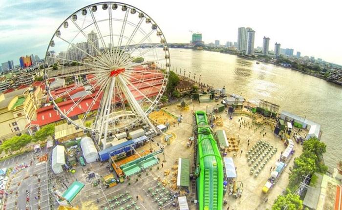 Chang Carnival สร้าง Brand Experience รูปแบบใหม่ ยกชายหาดมาไว้ในเมืองปิดท้ายอย่างยิ่งใหญ่