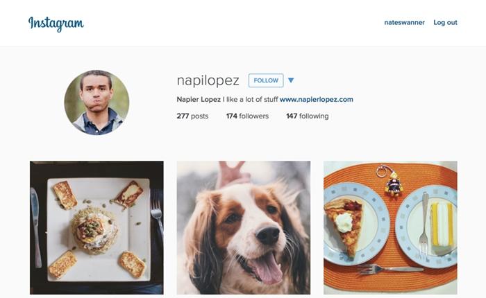 Instagram ปรับดีไซน์เวอร์ชั่นเว็บใหม่ เน้นความเรียบง่าย