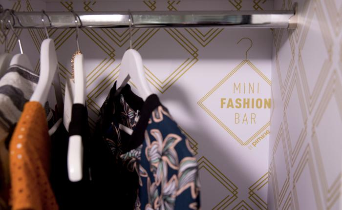 Mini Fashion Bar ธุรกิจแฟชั่นแนวใหม่ ขายเสื้อผ้าผ่านตู้เสื้อผ้าในโรงแรม!