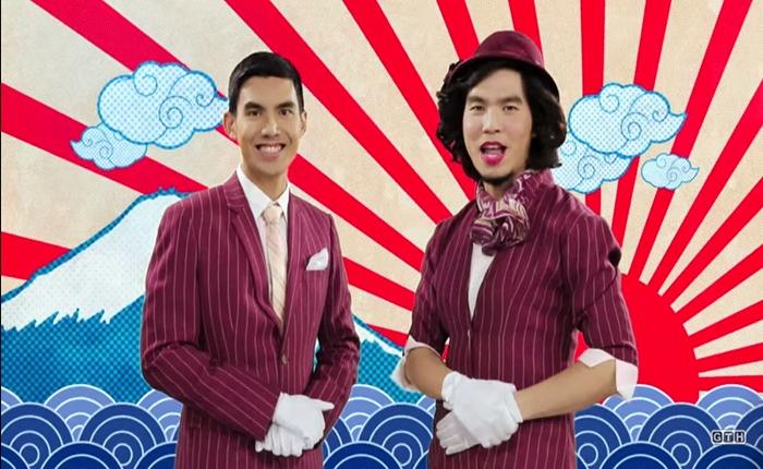 """GTH ปล่อยคลิป """"เที่ยวญี่ปุ่นอย่างไรให้สนุกและสุภาพ"""" หรือจะเป็น CSR แก้ภาพลักษณ์จากดราม่า 'ฮอร์โมน'?"""
