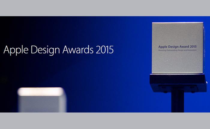 Top 5 แอพฯ ที่ได้รับรางวัล Apple Design Awards 2015