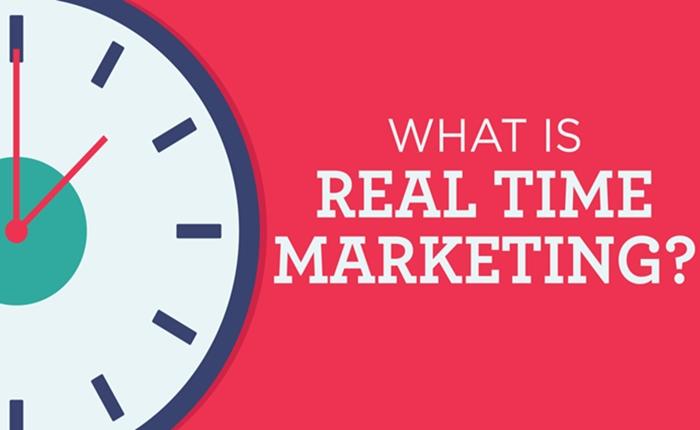 นักการตลาดยุคใหม่ กับ Real-time Marketing