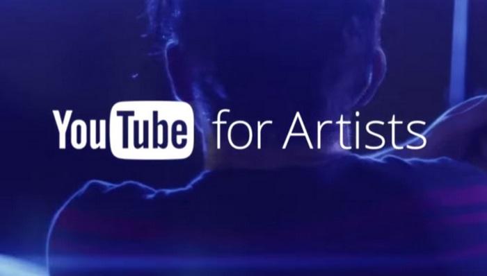 YouTube Artist
