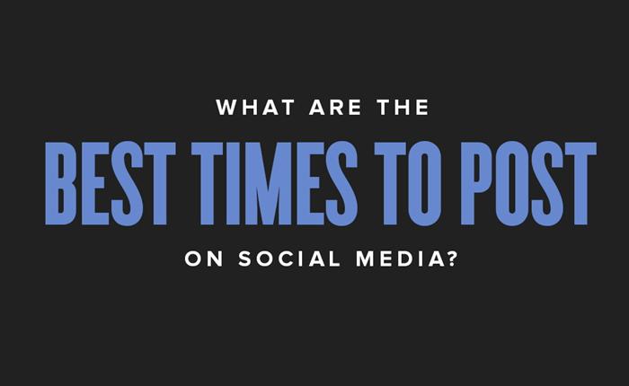 จัดมาให้ครบ วัน-เวลา ที่ดีที่สุด ในการโพสต์ Social Media