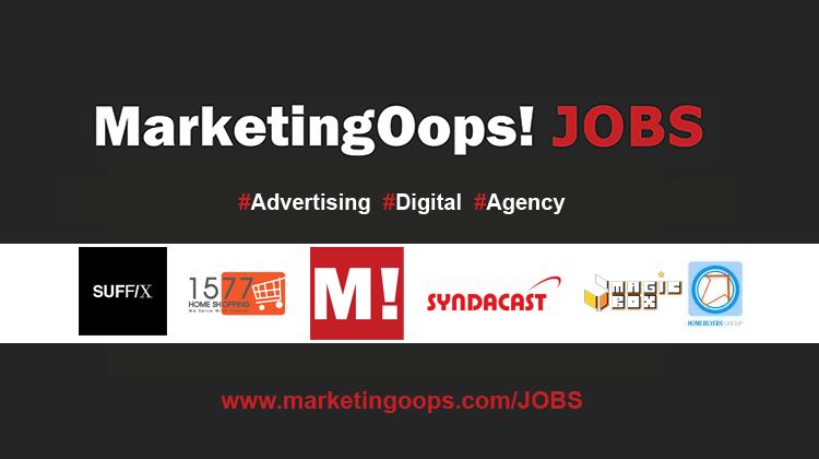 งานล่าสุด จากบริษัทและเอเจนซี่โฆษณาชั้นนำ #Advertising #Digital #JOBS 27-4 June 2015