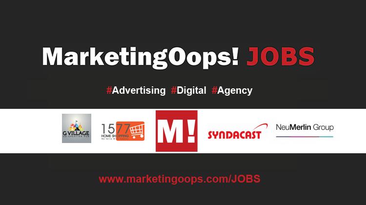 งานล่าสุด จากบริษัทและเอเจนซี่โฆษณาชั้นนำ #Advertising #Digital #JOBS 4-11 June 2015