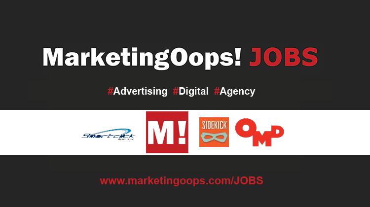 งานล่าสุด จากบริษัทและเอเจนซี่โฆษณาชั้นนำ #Advertising #Digital #JOBS 16-19 June 2015