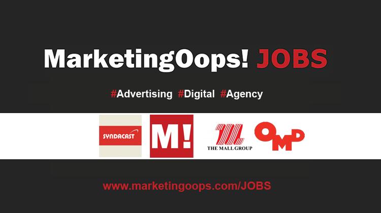 งานล่าสุด จากบริษัทและเอเจนซี่โฆษณาชั้นนำ #Advertising #Digital #JOBS 19-23 June 2015