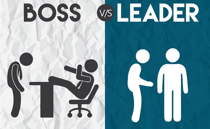 8 พฤติกรรมที่แตกต่างระหว่าง เจ้านาย VS ผู้นำ