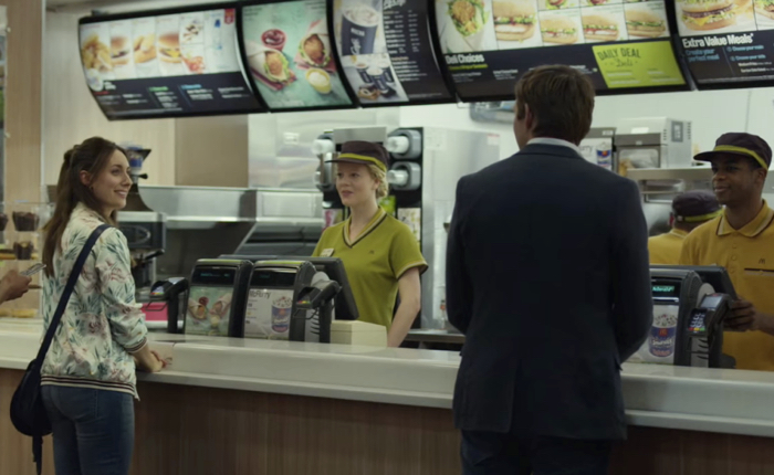 """โฆษณาน่ารักจาก """"แมคโดนัลด์"""" รักแท้พิสูจน์ได้เมื่อชอบทานอะไรๆเหมือนๆกัน"""