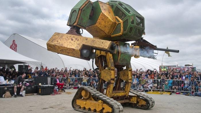 ศึกหุ่นยนต์เป็นจริง! บริษัทญี่ปุ่นรับคำท้ามะกันขอดวลศึกหุ่นยนต์ 1-1 เตรียมเปิดศึกเร็วๆ นี้