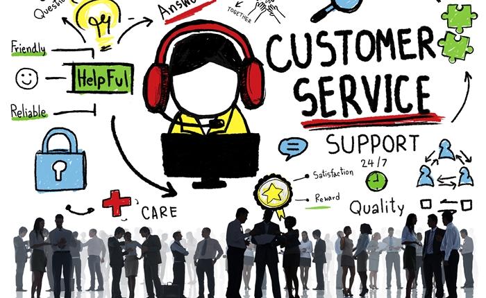 สำรวจความพึงพอใจ Customer Service รอบปี 2015