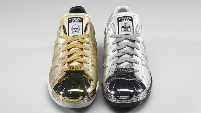 Adidas ส่งรองเท้า Star Wars ฉลองภาพยนตร์ใกล้เปิดตัว