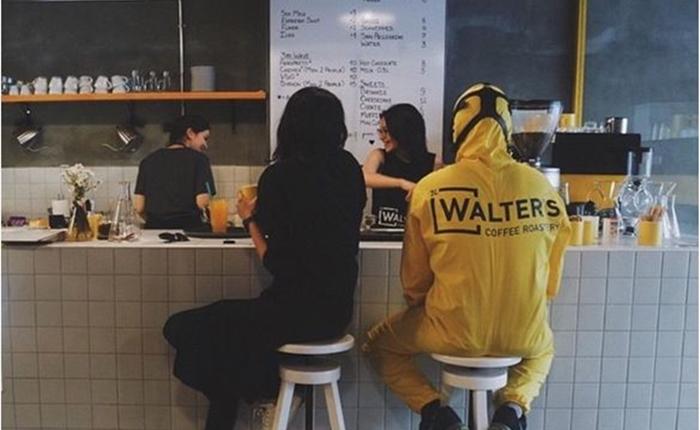 """ร้านกาแฟในตุรกี แต่งร้านตามคอนเซ็ปต์ซีรี่ส์ดัง """"Breaking Bad"""""""