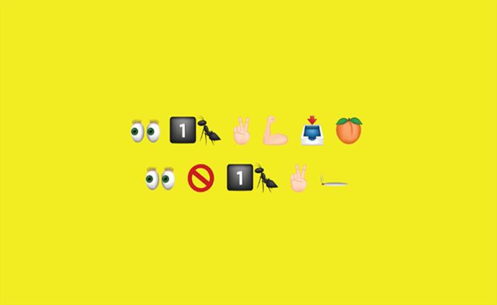 """แคมเปญต่อต้านยาเสพติด ใช้ """"Emoji"""" สื่อสาร หวังเข้าถึงกลุ่มวัยรุ่น"""