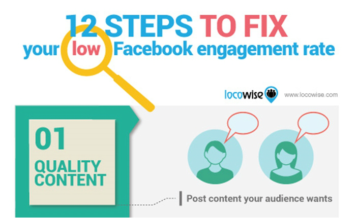 12 วิธี เพิ่ม Engagement ใน Facebook Page