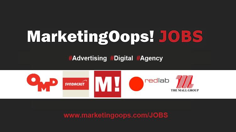 งานล่าสุด จากบริษัทและเอเจนซี่โฆษณาชั้นนำ #Advertising #Digital #JOBS 19-29 June 2015