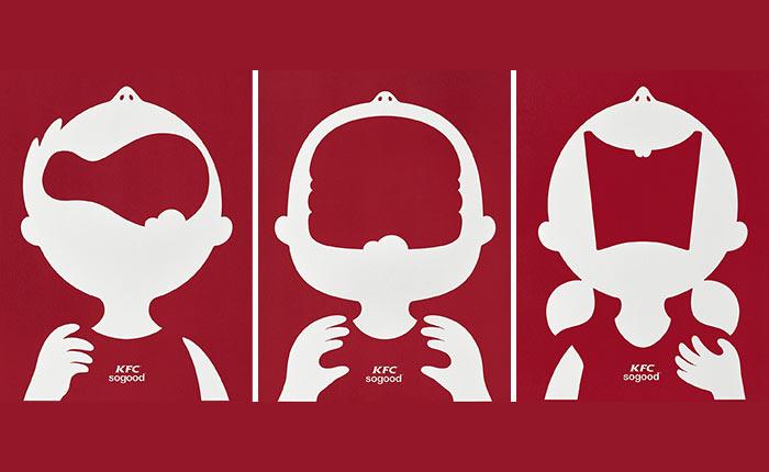 KFC sogood หนึ่งใน Outdoor Ad ที่เราชอบจาก #CannesLions2015