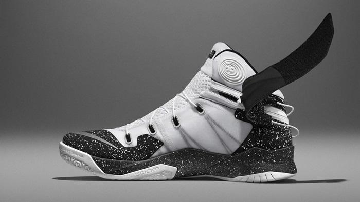 Nike ออกแบบรองเท้าบาสฯสำหรับผู้พิการทางสมอง
