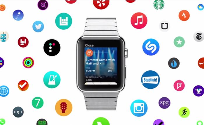 Apple เปิดตัวโฆษณาสั้นชุดใหม่ พร้อมแนะนำแอพฯ ที่ควรโหลดใน Apple Watch