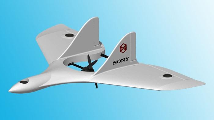 Sony พัฒนาโดรน Aerosense เพื่อการค้า-เน้นถ่ายภาพมุมสูง